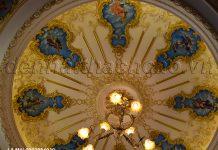 Trần vòm cổ điển nghệ thuật