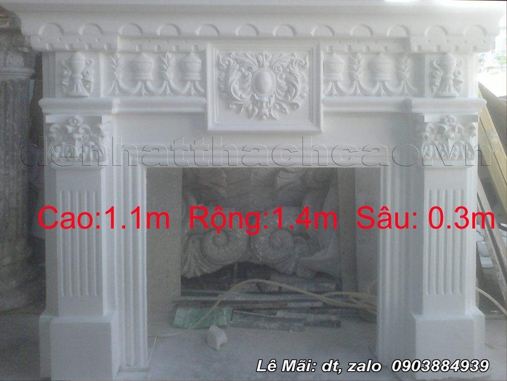LÒ SƯỞI M001 CAO 1.1m Rộng 1.4m Sâu 0.3m