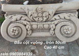 dua-cot-vuong-50cm