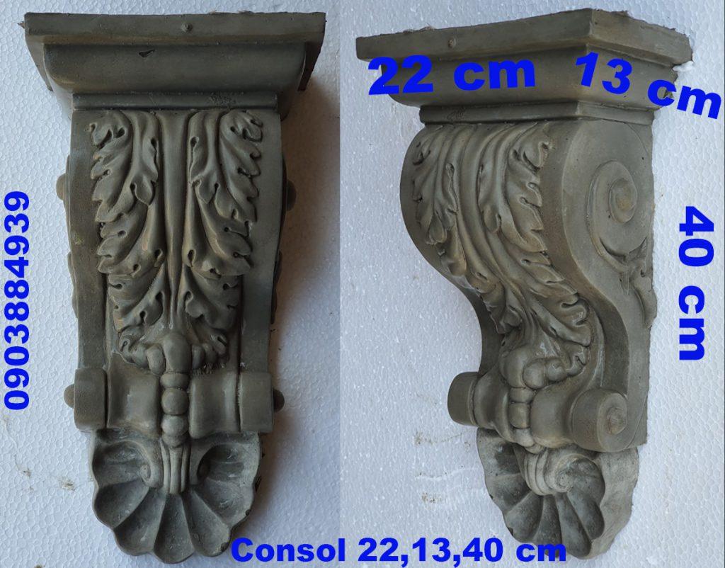 Consol-22-13-40-cm